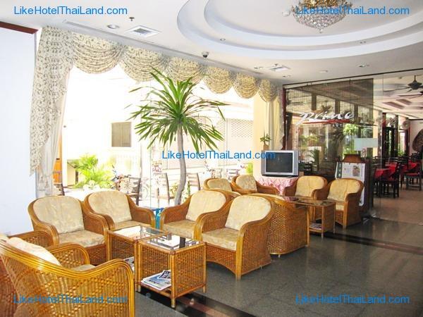 รูปของโรงแรม โรงแรม ทิพย์อุไร ซิตี้ โฮเท็ล หัวหิน
