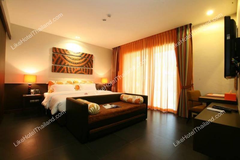 รูปของโรงแรม โรงแรม ฟูราม่า เอ๊กคลูซีฟ แซนดารา หัวหิน ชะอำ