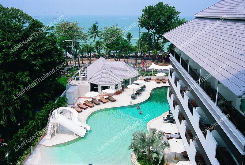โรงแรม พัทยาดิสคัฟเวอร์รี่ บีช พัทยาเหนือ ชลบุรี