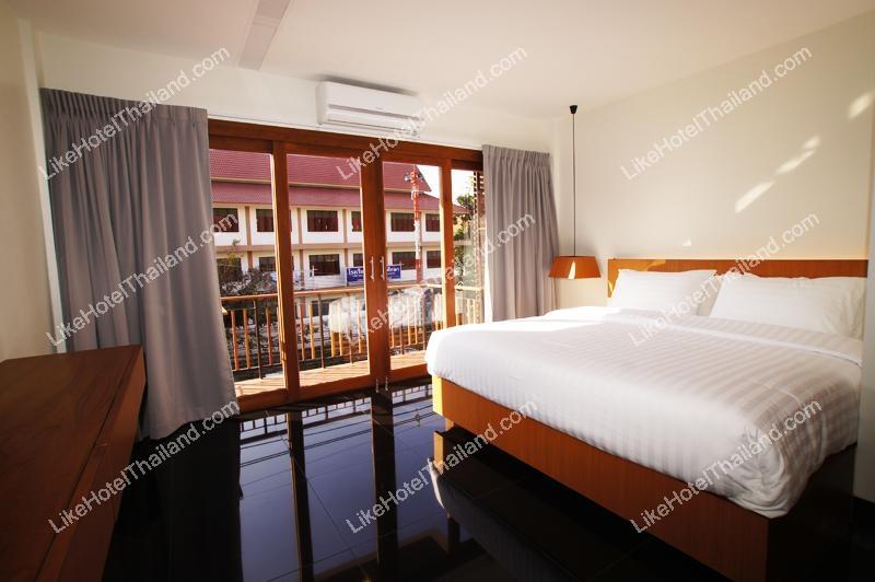 โรงแรม เดอะศิลา บูติค เบด แอนด์ เบรคฟาสต์ เชียงใหม่