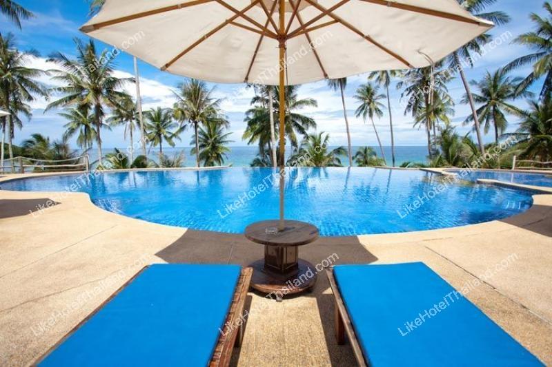 โรงแรม เกาะกูด บีช รีสอร์ท ติดทะเลอ่าวยายกี่ ตราด