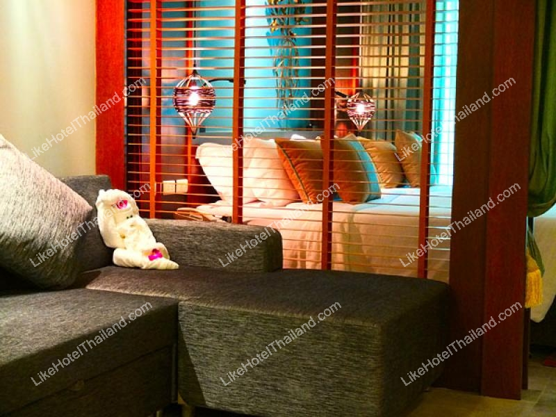 รูปของโรงแรม โรงแรม ไม้เขาหลัก บีช รีสอร์ท แอนด์ สปา