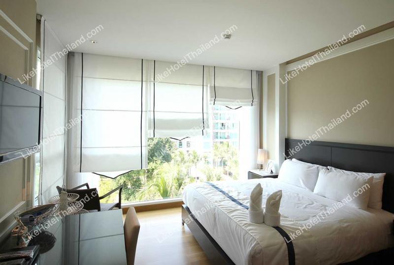 รูปของโรงแรม โรงแรม อมารี เรสซิเดนซ์ หัวหิน { บีชคลับติดทะเล ทำอาหารได้ ฟรี ไวไฟในห้อง }