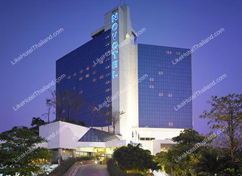 โรงแรม โนโวเทล บางนา