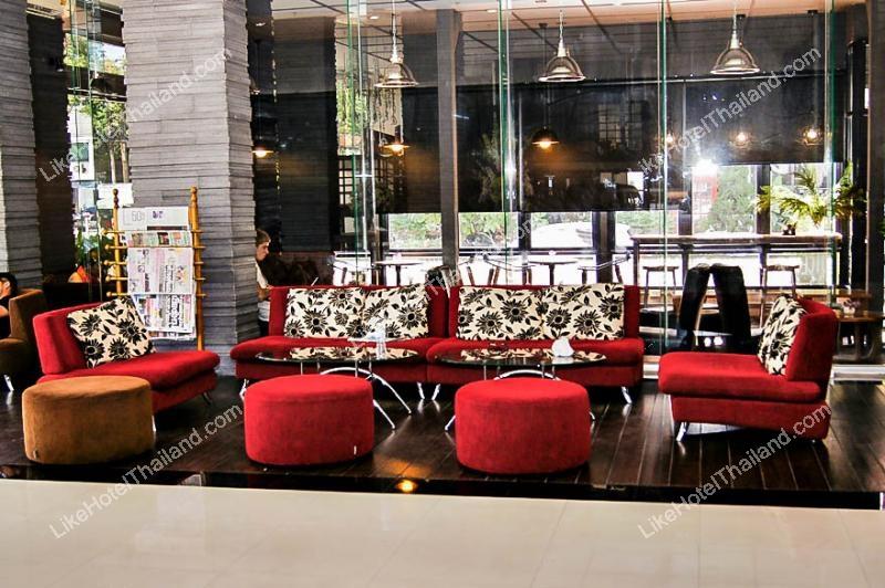 รูปของโรงแรม โรงแรม เมย์ฟลาวเวอร์ แกรนด์เดอ เชียงใหม่