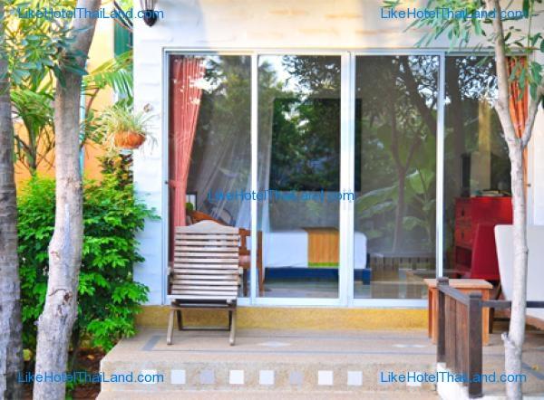 โรงแรม กาลาโมน่า บูติค รีสอร์ท หาดสามร้อยยอด
