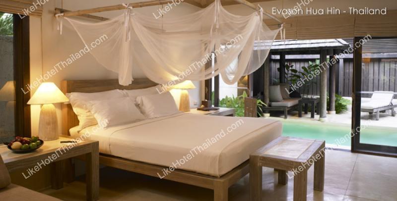 รูปของโรงแรม โรงแรม เอวาซอน หัวหิน ปราณบุรี