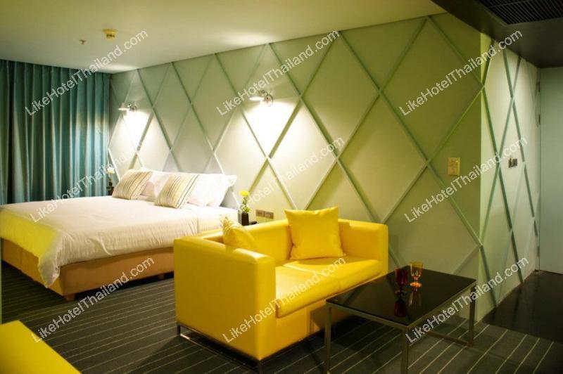 รูปของโรงแรม โรงแรม  เดอะ เฮอริเทช บางกอก