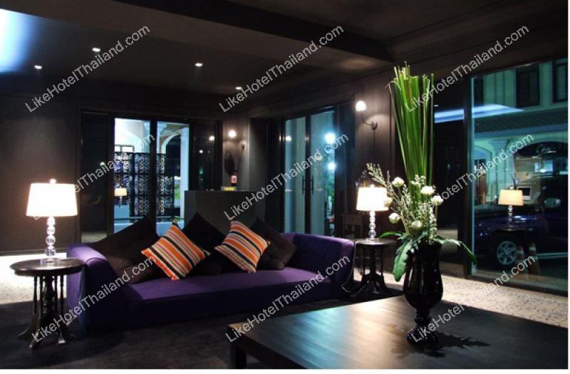 รูปของโรงแรม โรงแรม เดอะ เฮอริเทจ บ้านสีลม