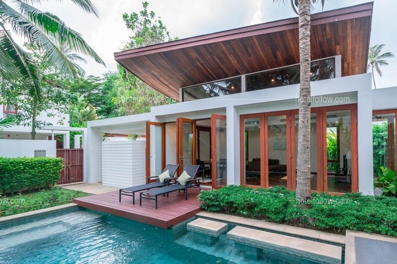 E1 Villa 2 BR (พัก 4 ท่าน)