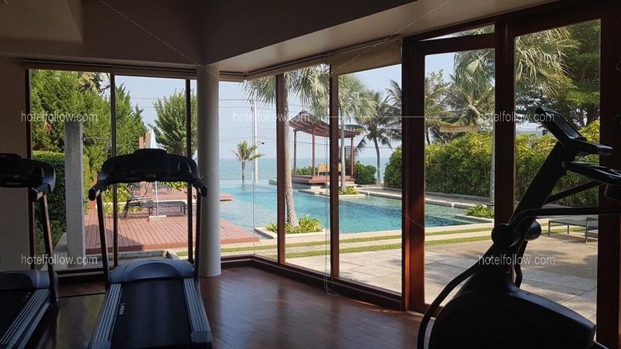 รูปของโรงแรม บ้านปราณลักษณ์ พูลวิลล่าปราณบุรี
