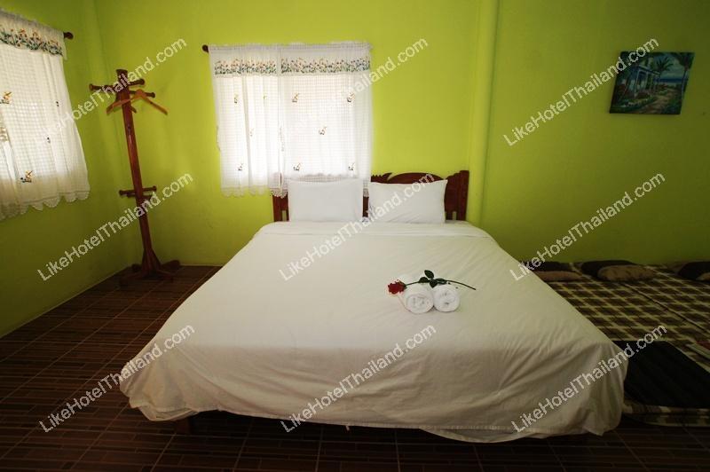 รูปของโรงแรม โรงแรม โกลด์เด้นวิว รีสอร์ท สวนผึ้ง (บ้านพักเป็นหลัง)