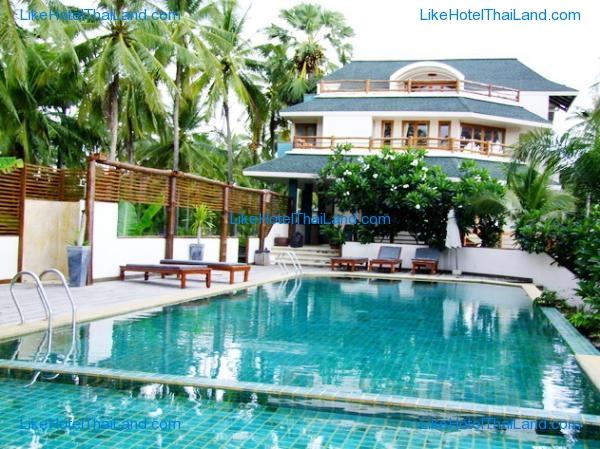 รูปของโรงแรม โรงแรม ตะนาวศรี รีสอร์ท ปราณบุรี