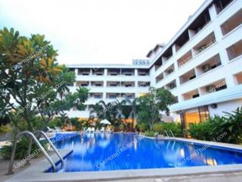 โรงแรม เดอะ เซ็น โฮเทล พัทยา