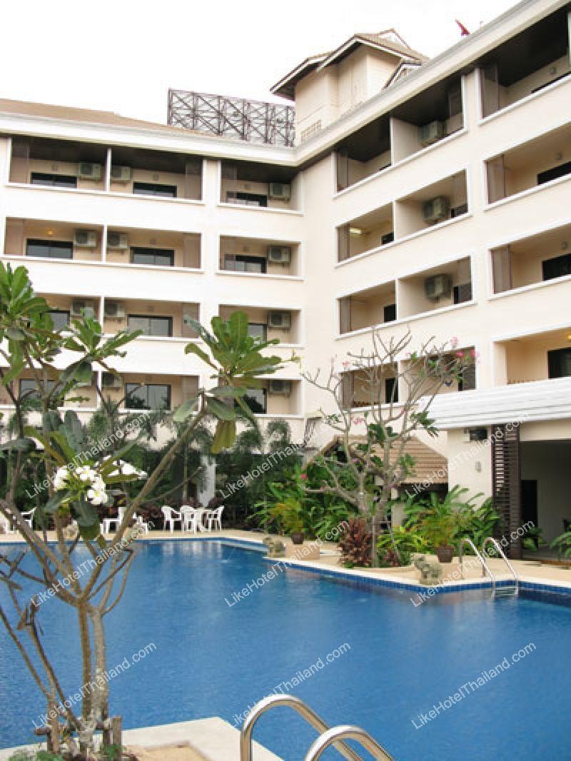 รูปของโรงแรม โรงแรม เดอะ เซ็น โฮเทล พัทยา