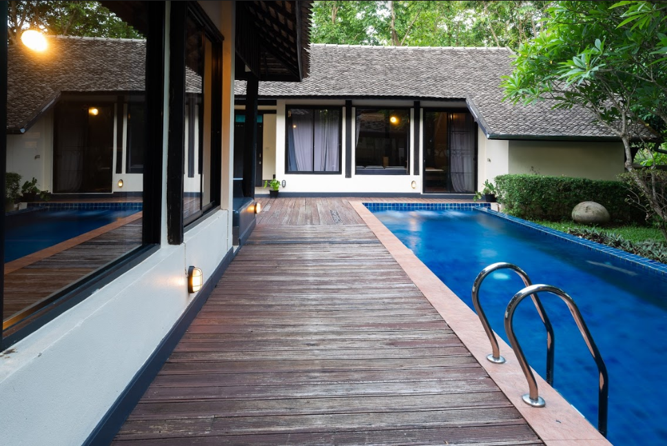 Pool Villa Two Bedrooms