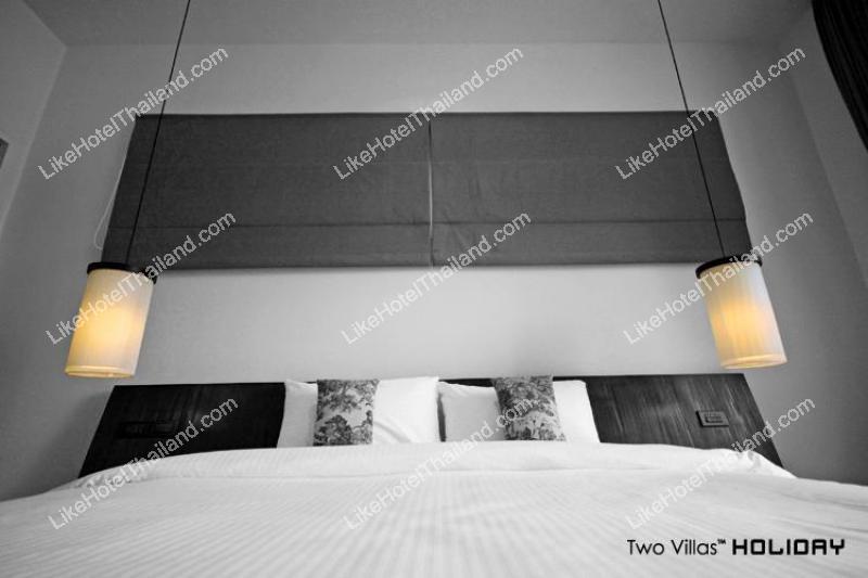 โรงแรม ทู วิลล่าส์ ฮอลิเดย์ ภูเก็ต ออกซิเจน หาดบางเทา