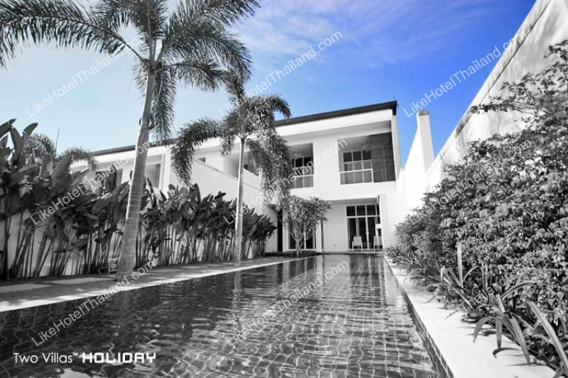 รูปของโรงแรม โรงแรม ทู วิลล่าส์ ฮอลิเดย์ ภูเก็ต ออกซิเจน หาดบางเทา