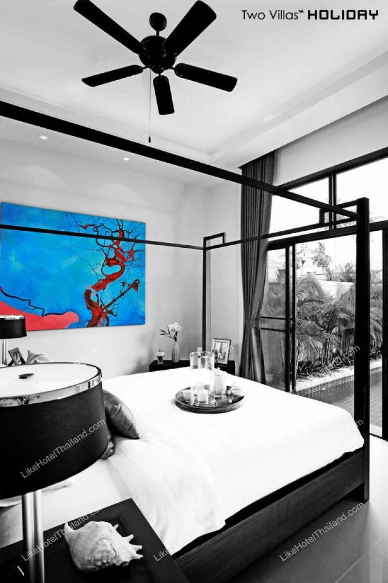 รูปของโรงแรม โรงแรม ทู วิลล่าส์ ฮอลิเดย์ ภูเก็ต ออกซิเจน หาดในหาน