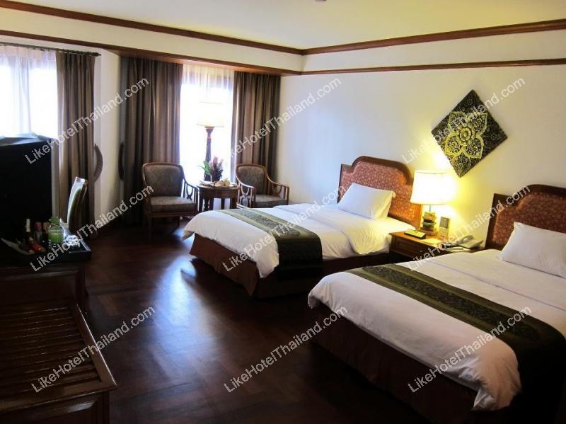 รูปของโรงแรม โรงแรม เฟลิกซ์ ริเวอร์แคว รีสอร์ท