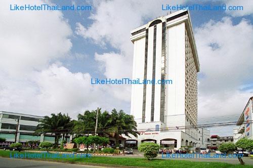โรงแรม เคพี แกรนด์ จันทบุรี