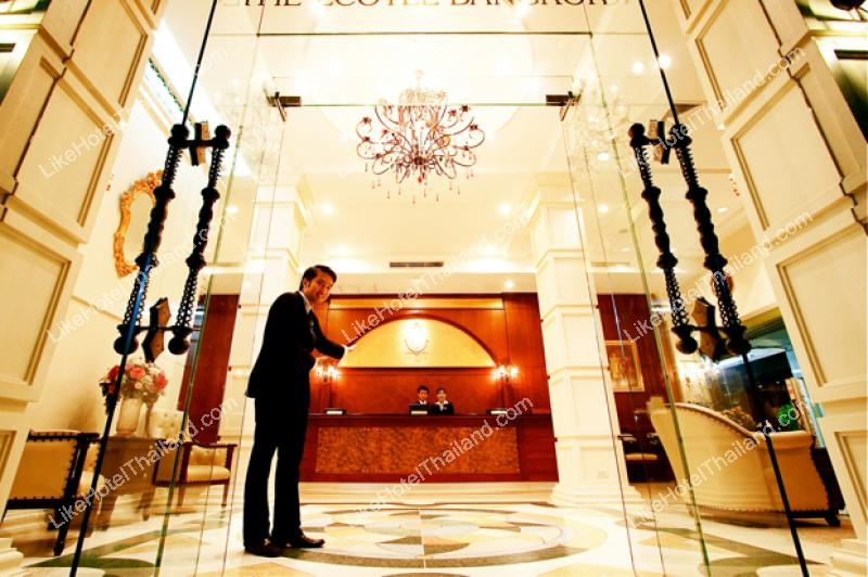 โรงแรม  เดอะ อีโคเท็ล แบ็งคอก
