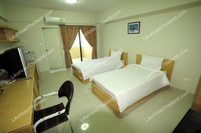 โรงแรม พี-พาร์ค เรสซิเดนซ์ เซอร์วิสอพาร์ทเมนต์ (จรัญสนิทวงศ์ - พระราม7)