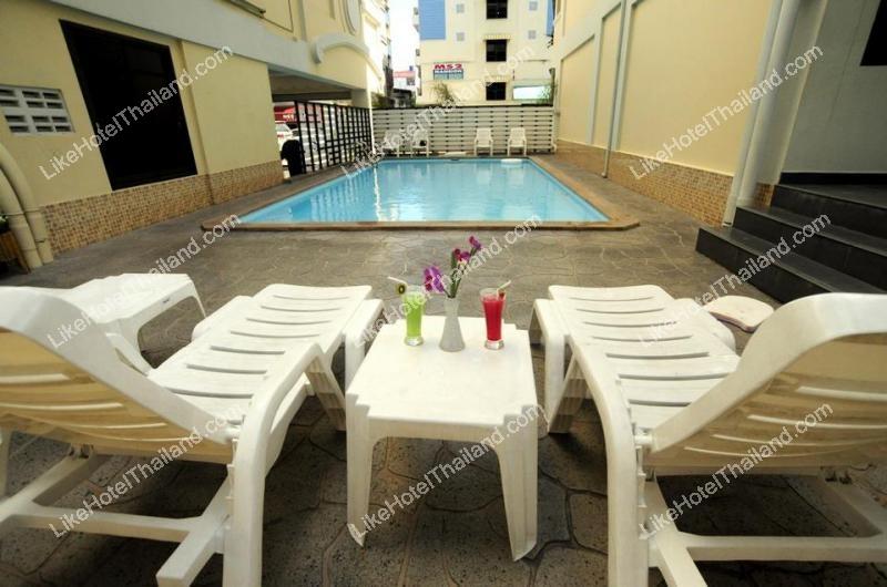 รูปของโรงแรม โรงแรม พี-พาร์ค เรสซิเดนซ์ เซอร์วิสอพาร์ทเมนต์ (จรัญสนิทวงศ์ - พระราม7)