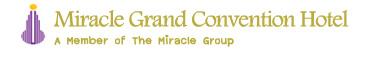 รูปโลโก้ ของ โรงแรม มิราเคิล แกรนด์ คอนเวนชั่น หลักสี่ กรุงเทพ