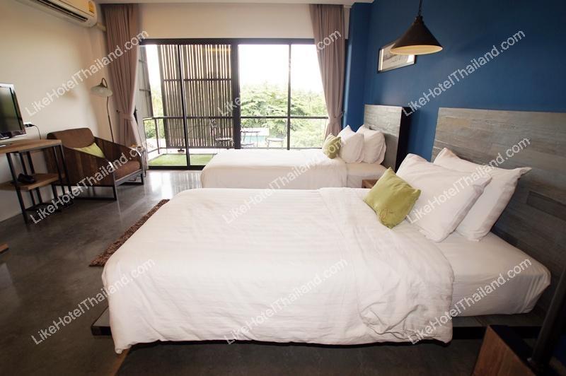 โรงแรม อัมพวาน่านอน แอนด์ สปา สมุทรสงคราม