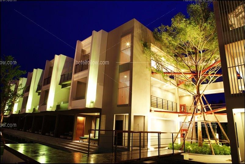 รูปของโรงแรม โรงแรม  เซเรนิตี้ หัวหิน