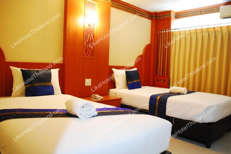 รูปของโรงแรม โรงแรม พูนสุขเรสซิเดนท์ พิษณุโลก