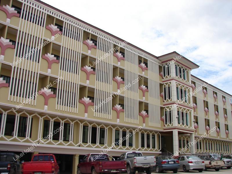 โรงแรม พูนสุขเรสซิเดนท์ พิษณุโลก