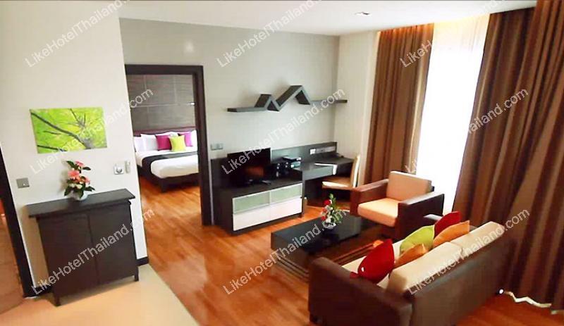 Suite Type A ? 1 Bedroom 78 SQM.