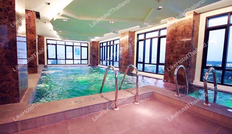 รูปของโรงแรม โรงแรม เดอะ เวอร์ติคอล สวีท