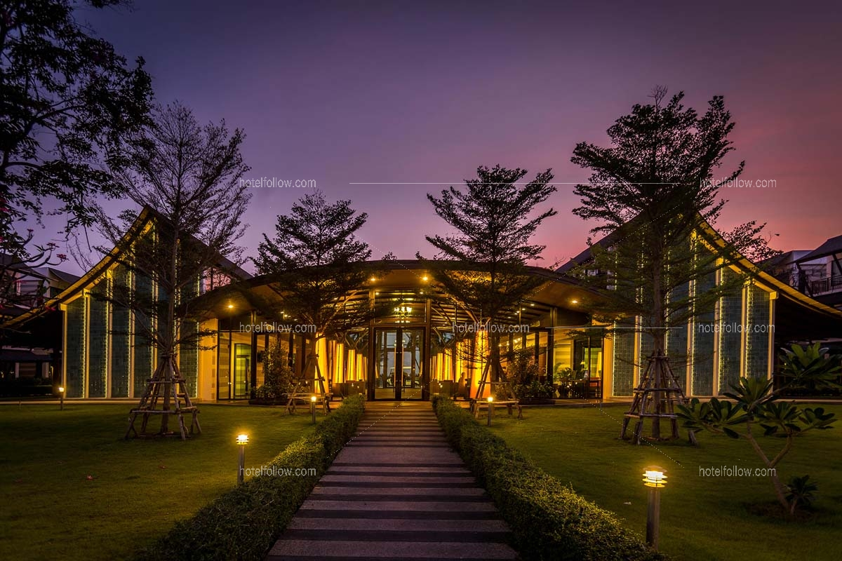 รูปของโรงแรม โรงแรม บางแสนเฮอริเทจ บางแสน ชลบุรี