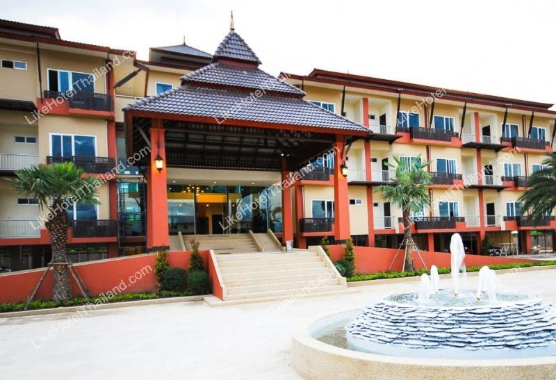โรงแรม ภูฟ้าวารี เชียงราย เรสซิเดนท์ เชียงราย