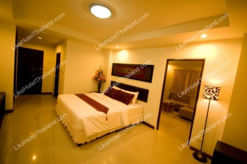 รูปของโรงแรม โรงแรม สินสุวรรณ แอร์พอร์ต สวีท ลาดกระบัง กรุงเทพ