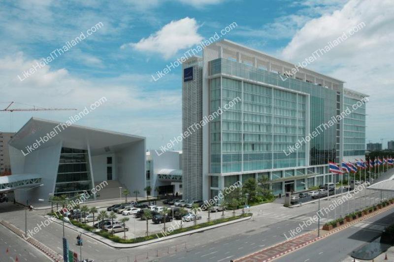 โรงแรม โนโวเทล แบงคอก อิมแพค เมืองทองธานี