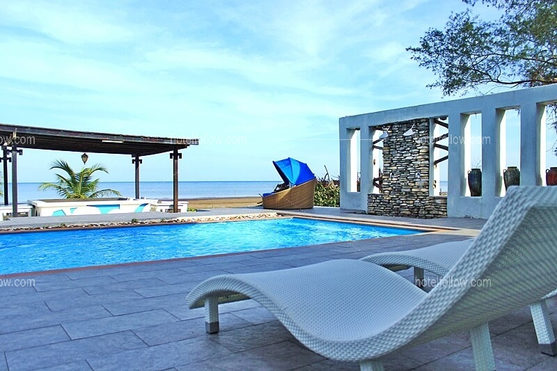 รูปของโรงแรม โรงแรม ธูษิฏา เวลเนส รีสอร์ท หาดอรุโณทัย ชุมพร (ชื่อเดิม ธูษิฏา รีสอร์ท แอนด์ สปา)