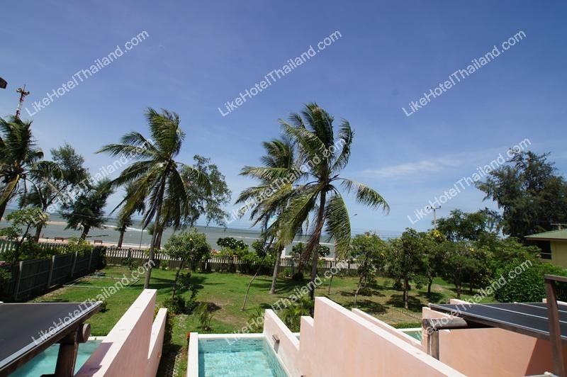 โรงแรม ซันไชน์ พูลวิลล่า บ้านพักเป็นหลัง ปราณบุรี