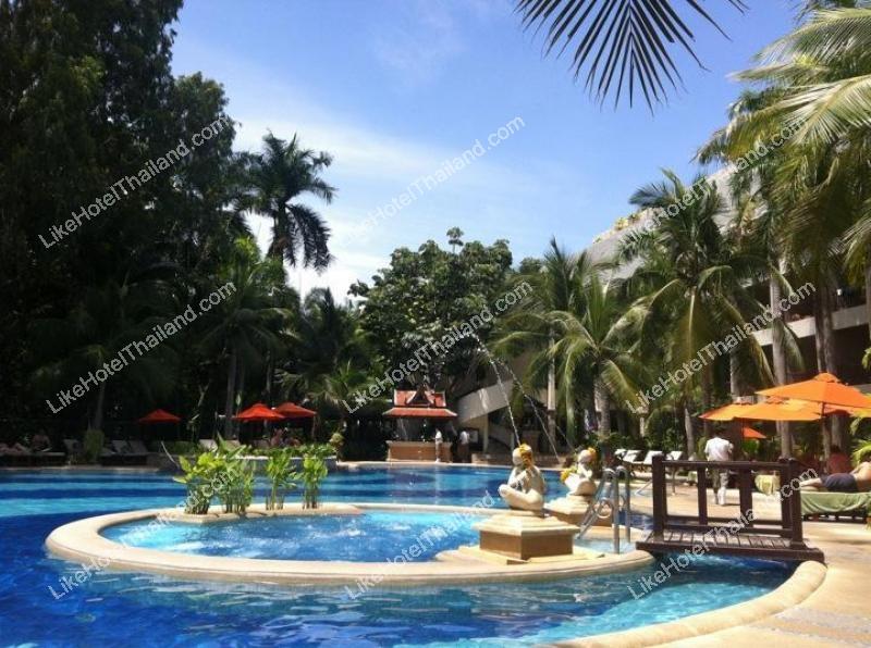 โรงแรม สยาม เบย์ชอร์ รีสอร์ท แอนด์ สปา พัทยาใต้