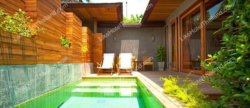 Junior Suite Pool Villa