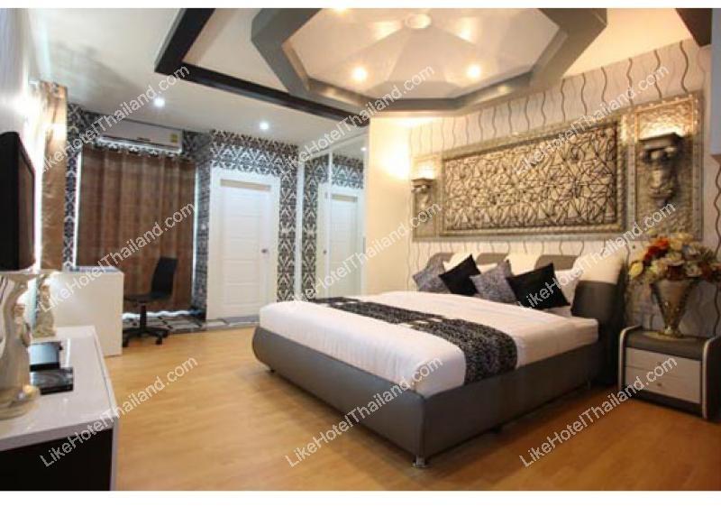 รูปของโรงแรม โรงแรม เคทีเค รอยัล เรสซิเด้นซ์ พัทยากลาง