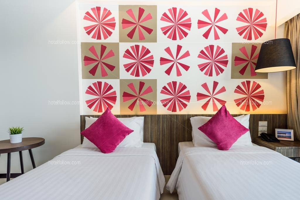 รูปของโรงแรม โรงแรม เจ เรสซิเดนซ์ พัทยาเหนือ (ชื่อเดิม ทรีโอ โฮเต็ล)