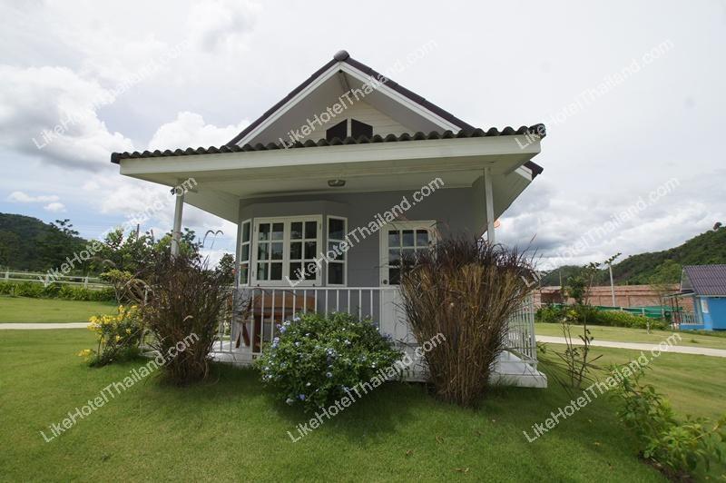 โรงแรม เดอะรีสอร์ท แอนด์ กอล์ฟ สวนผึ้ง ราชบุรี