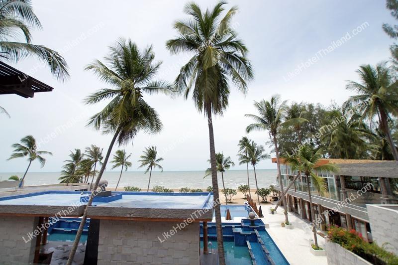 รูปของโรงแรม โรงแรม เทวัญดารา บีช วิลล่า กุยบุรี ( 5 ดาว ติดทะเล)