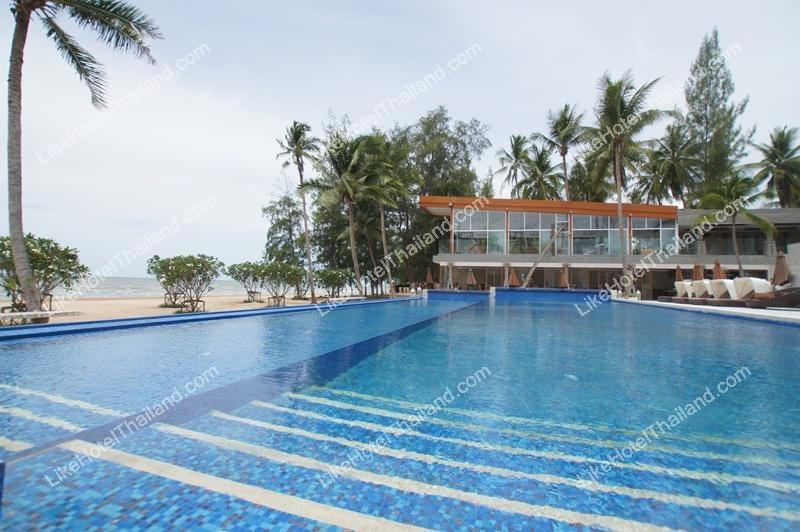 โรงแรม เทวัญดารา บีช วิลล่า กุยบุรี ( 5 ดาว ติดทะเล)