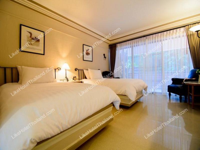 โรงแรม บาลิออส รีสอร์ท เขาใหญ่ (ติดปาลิโอ)