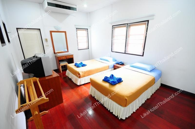 บ้านริมธาร 3 ห้องนอน 4 ห้องน้ำเตียงคู่